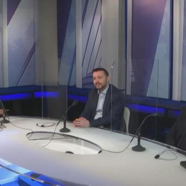 Dražen Bošnjaković i Arsen Bauk