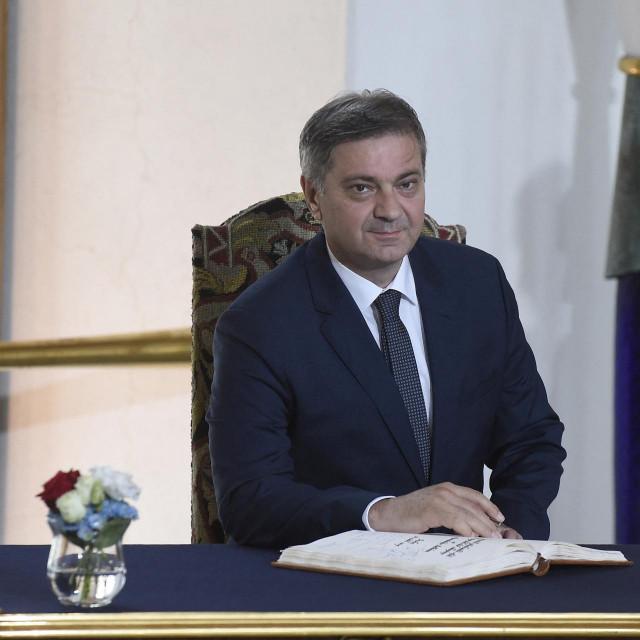 Denis Zvizdić, visoki dužnosnik vladajuće SDA