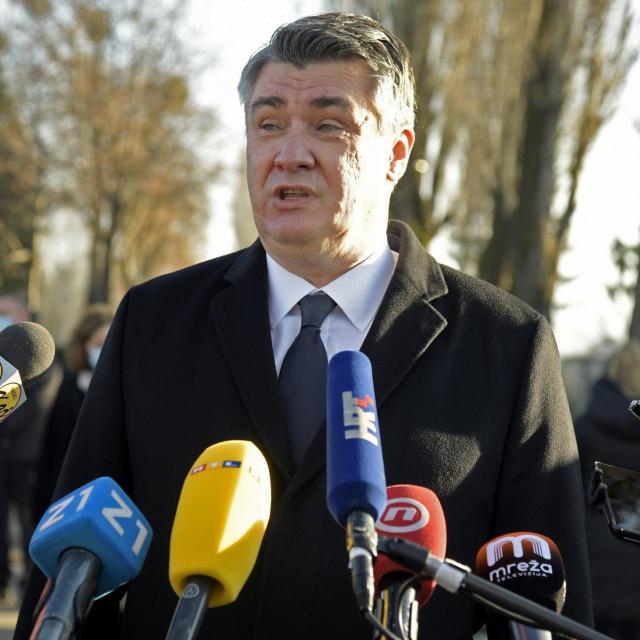 Zoran Milanović, arhivska fotografija