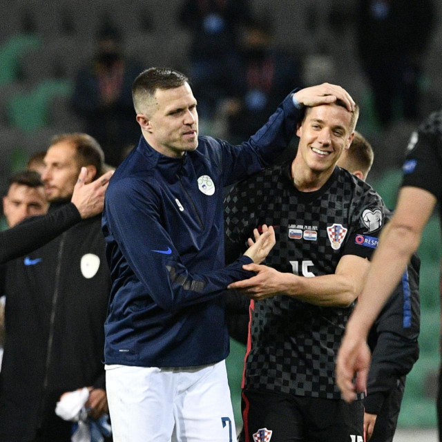 Suigrači u Atalanti - Josip Iličić i Mario Pašalić