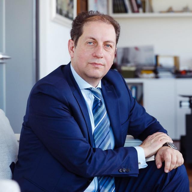 Christoph Schoefboeck, predsjednik Uprave Erste banke