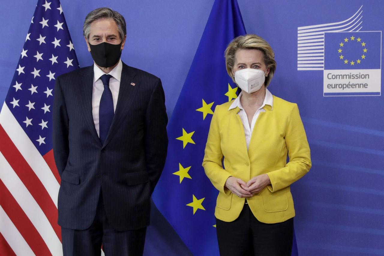 Blinken razgovarao o Kini sa EU saveznicima: 'Trebamo govoriti jednim jezikom, zajedno možemo nadmašiti Kinu na bilo kojem polju'