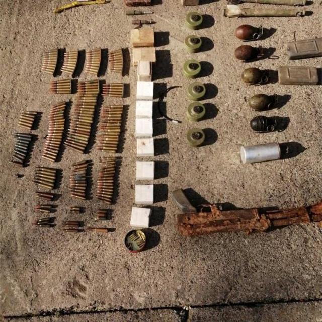 Oružje i streljivo, Gaboš