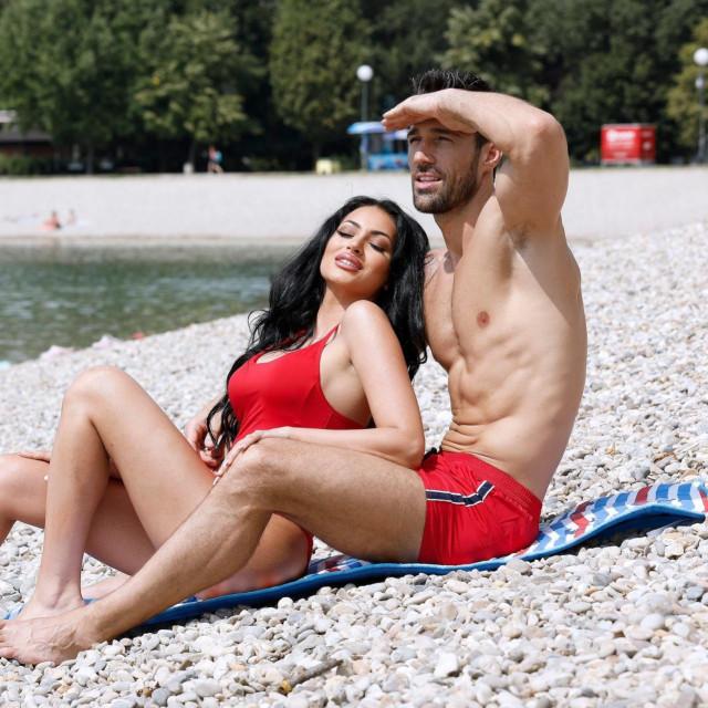 Hana Rodic i Goran Jurenec 2019.