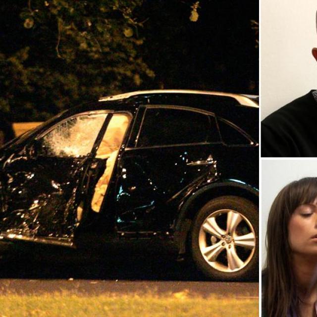 Prizor nesreće, Dejan Maćešić, obitelj poginulog motociklista