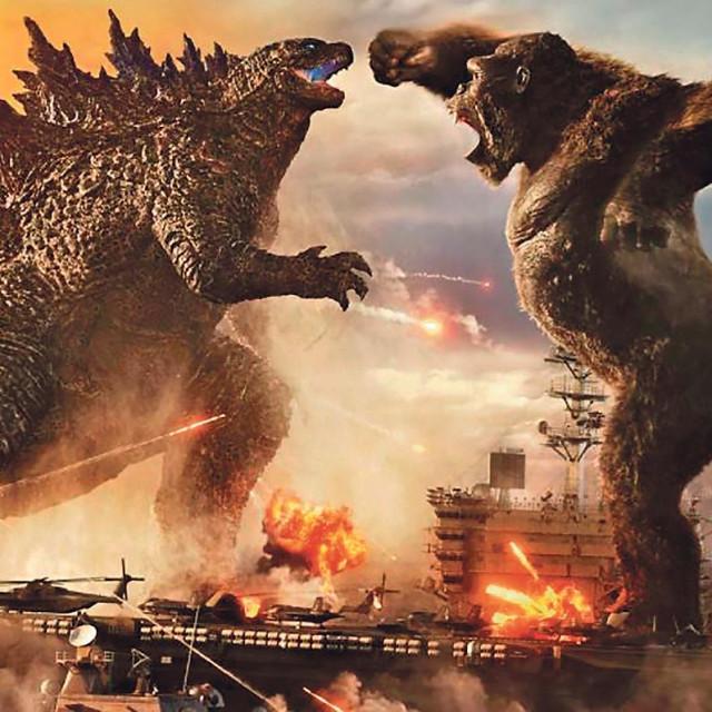 Producentska odluka da konačno spoje guštera i gorilu napokon puni kina