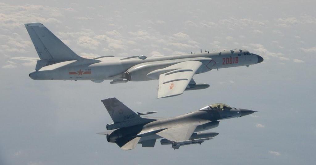 20 kineskih borbenih aviona upalo u zračni prostor Tajvana F_10576485_1024