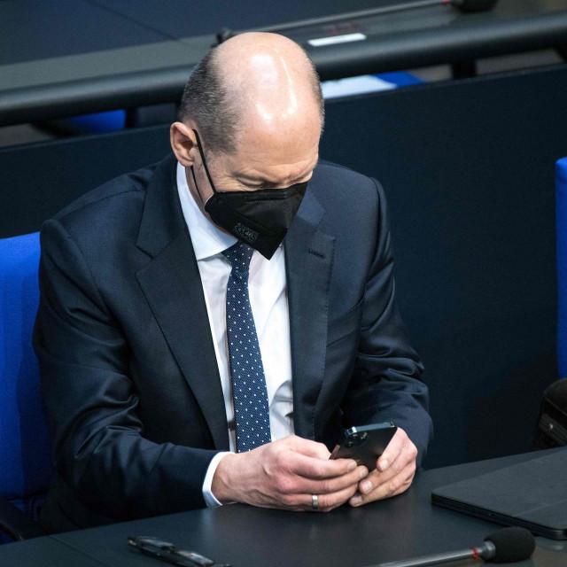 Ministar financija Olaf Scholz