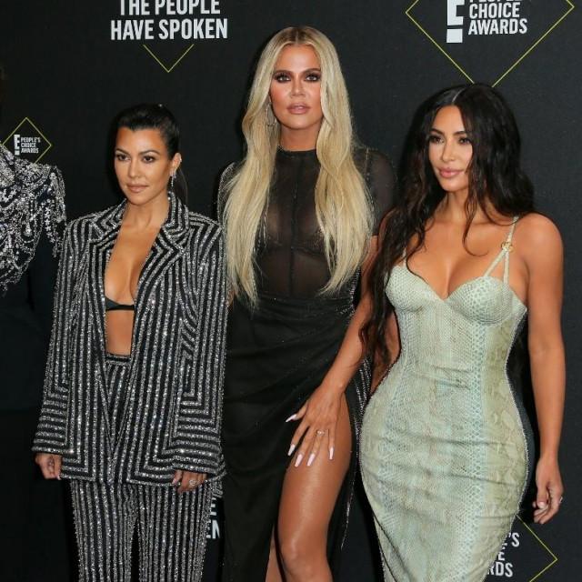 Kris Jenner, Kourtney Kardashian, Khloé Kardashian i Kim Kardashian