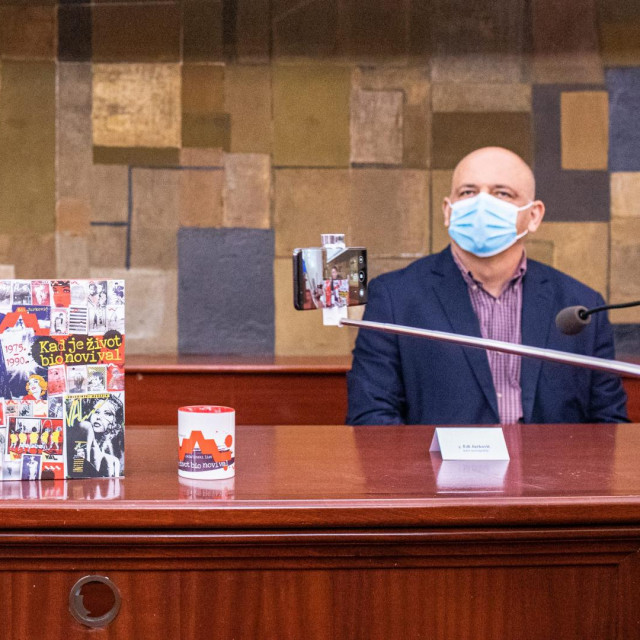 Dragan Ogurlić i Edi Jurković<br />