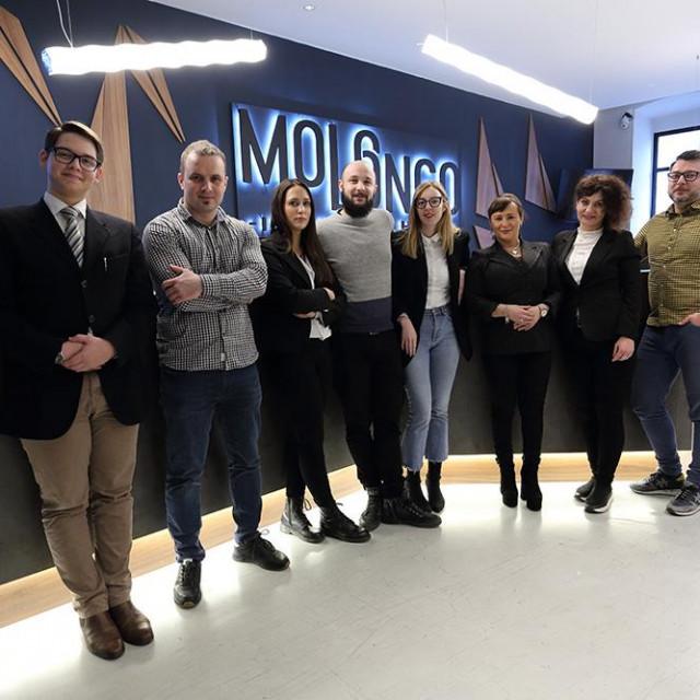 Molo Longo team