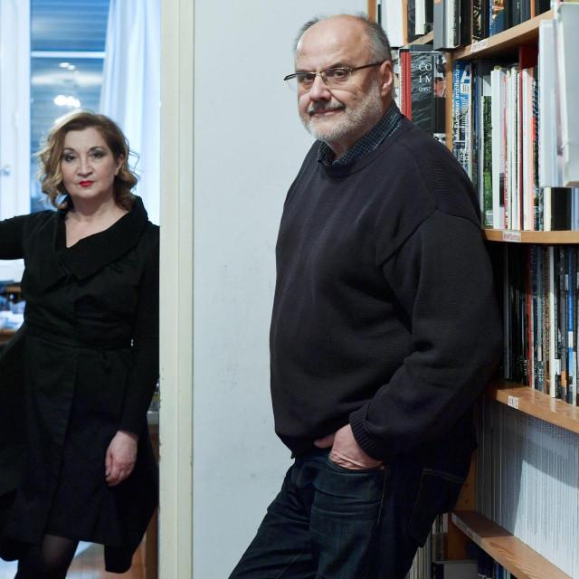 Mirjana Dugandžija i Damir Fabijanić