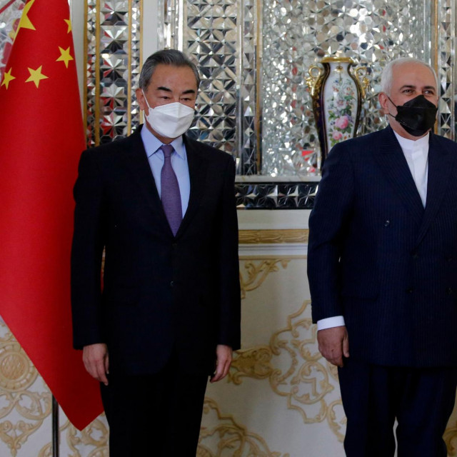 Mohammad Javad Zarif i Wang Yi