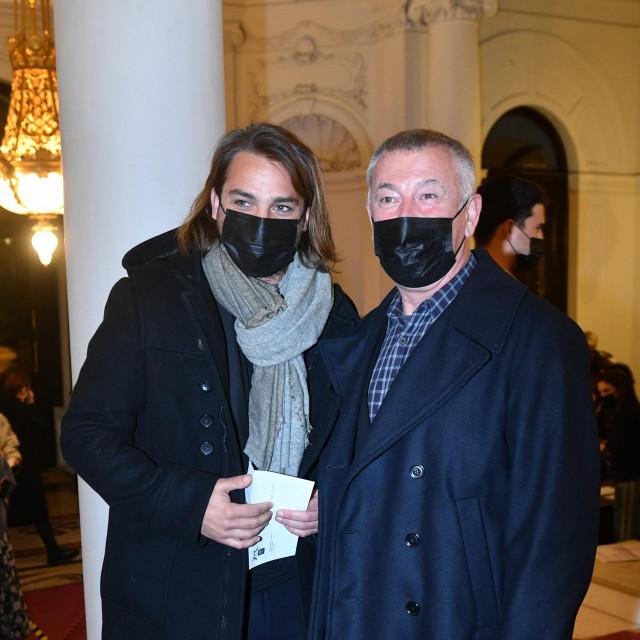 Niko Kranjčar i Ivica Buljan