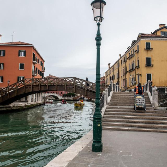 Prizor iz Venecije