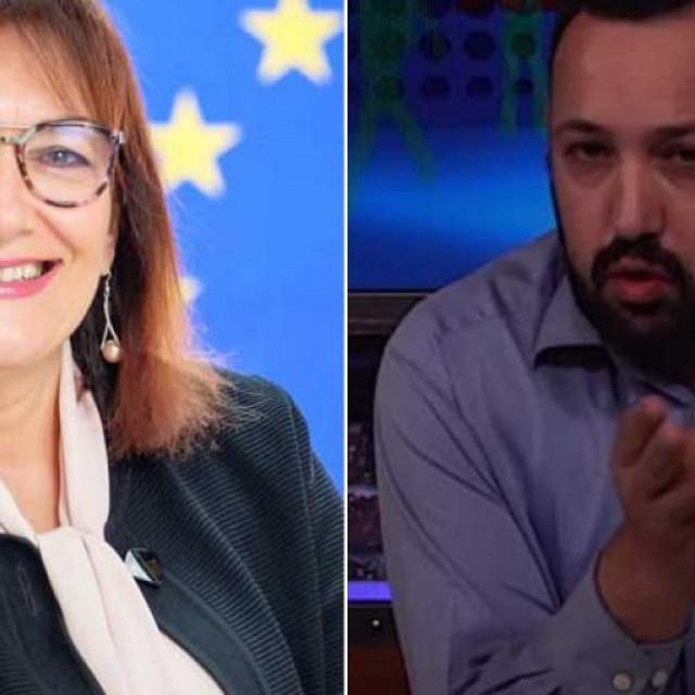 Dubravka Šuica i Pasko Tomaš