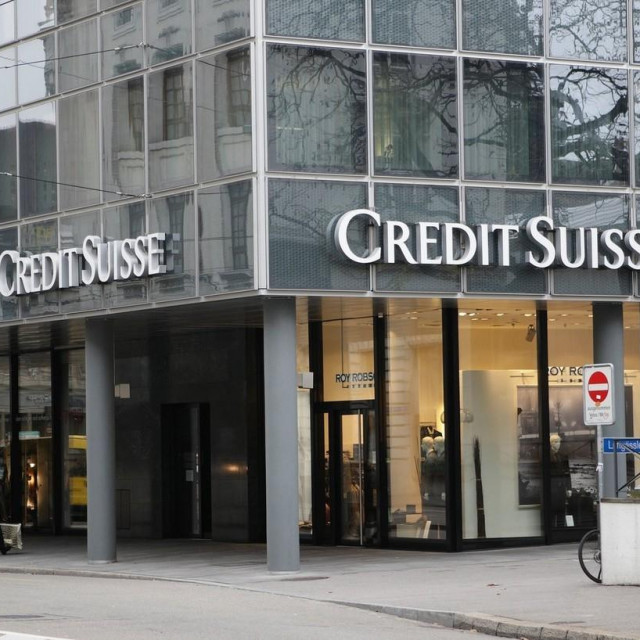 Credit Suisse zagrada