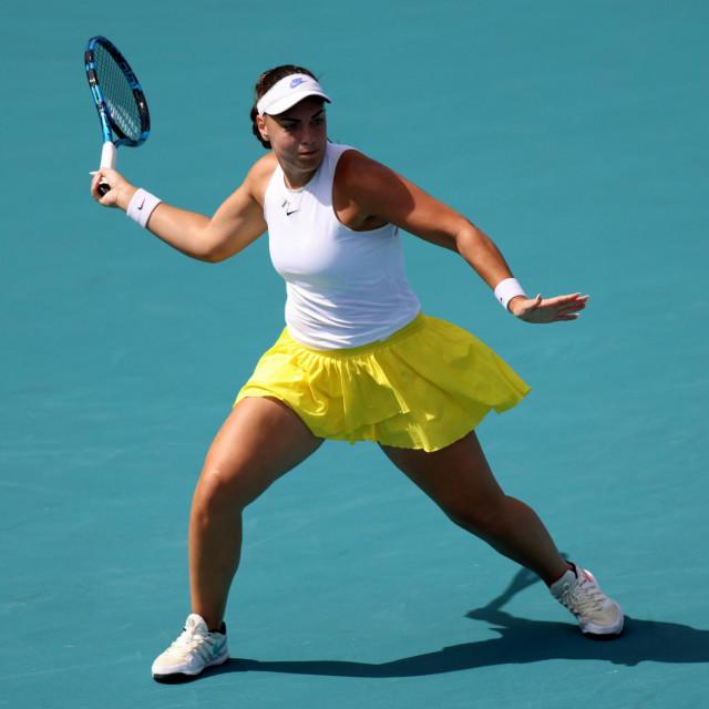 Ana Konjuh ostvarila je tri pobjede i poraz u Miamiju