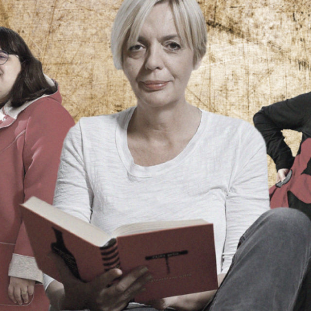 Dorotea Šušak, Marina Vujčić i Monika Herceg