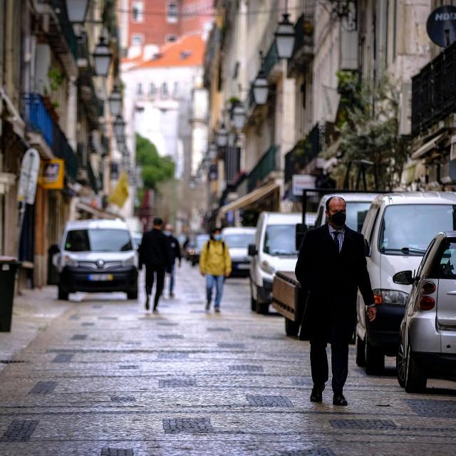 Prizor iz Lisabona