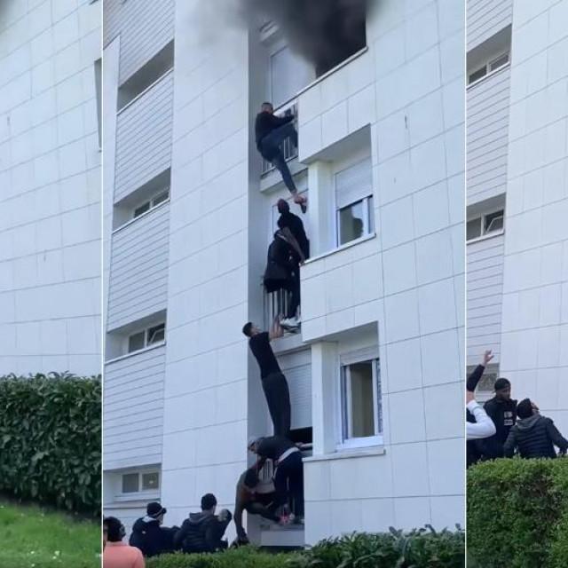 Akcija spašavanja u Nantesu