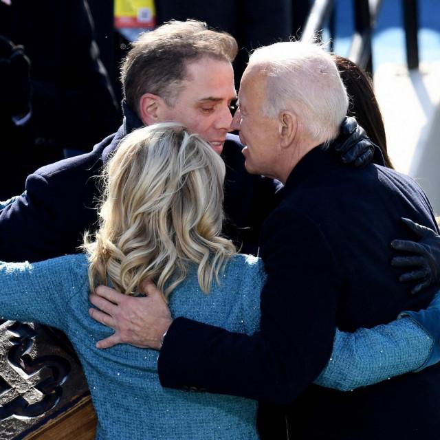 Joe Biden i Hunter Biden