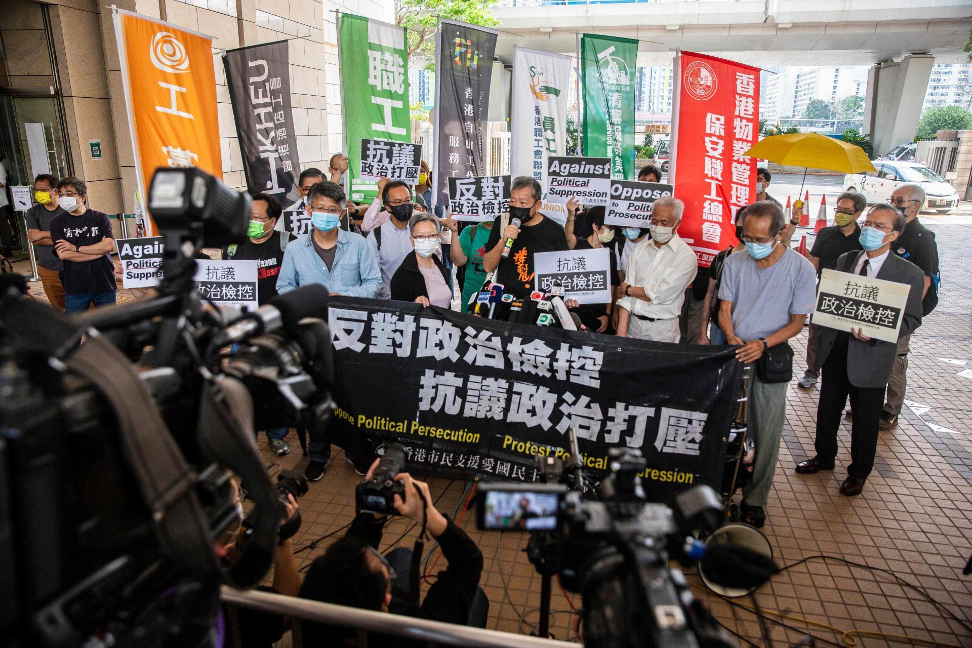 Sud u Hong Kongu osudio sedmero lidera mirnih demonstracija koje su održane 2019. godine