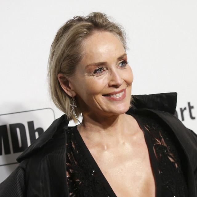 Sharon Stone snimljena 2020. godine