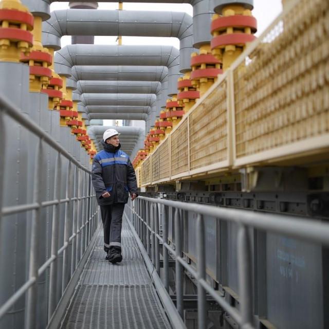 Postrojenje Gazproma u Krasnodaru