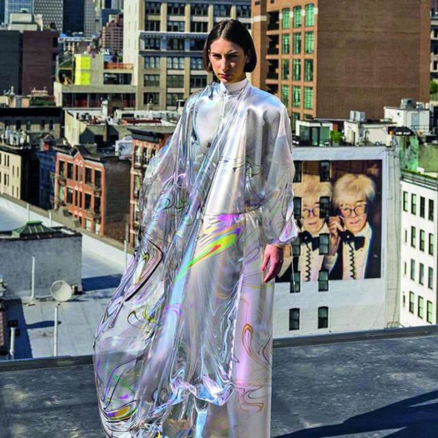 Virtualna haljina brenda The Fabricant prodana je za 10 tisuća dolara.