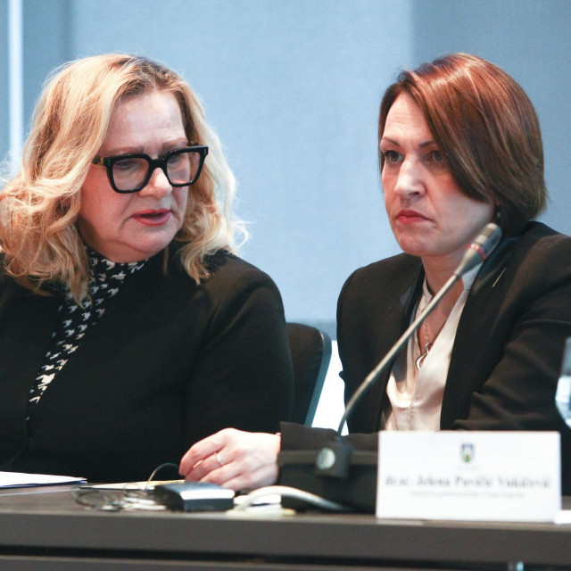 Olivera Majić i Jelena Pavičić Vukičević