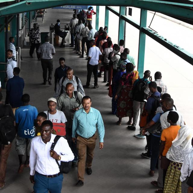 Prizor iz Tanzanije
