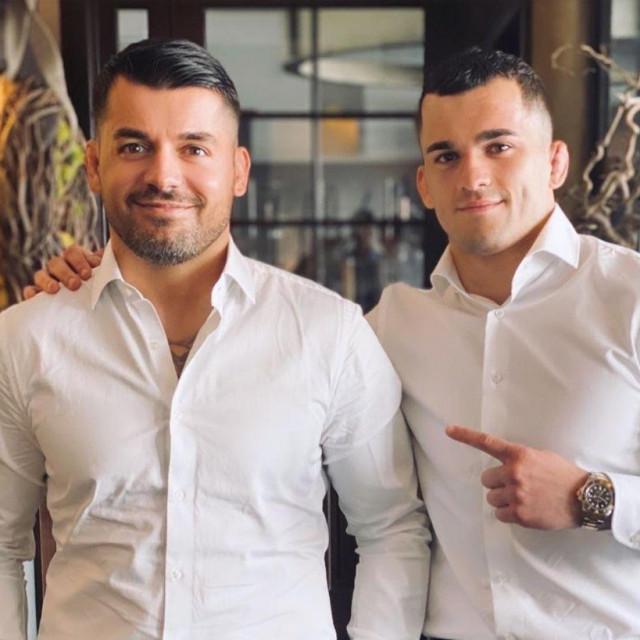 Ivan Dijaković i Roberto Soldić