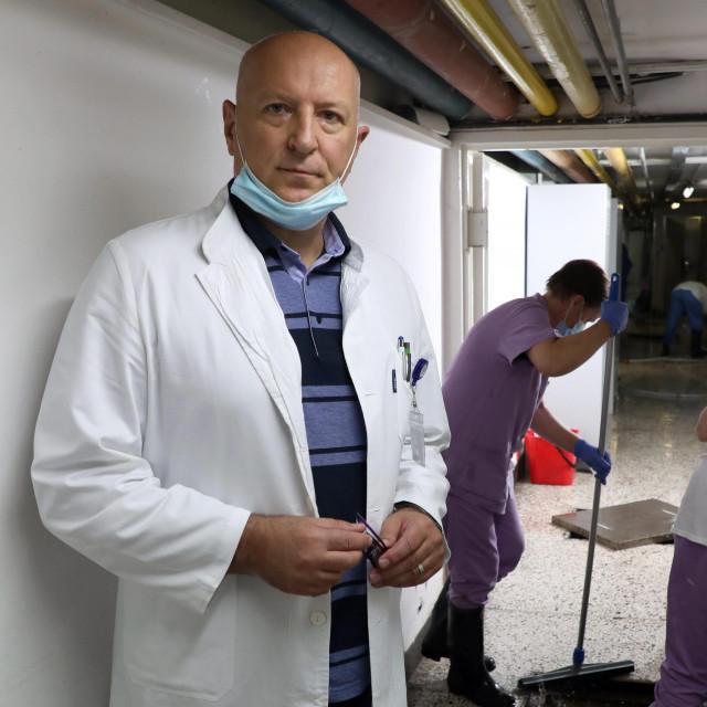 Ravnatelj bolnice Goran Roić