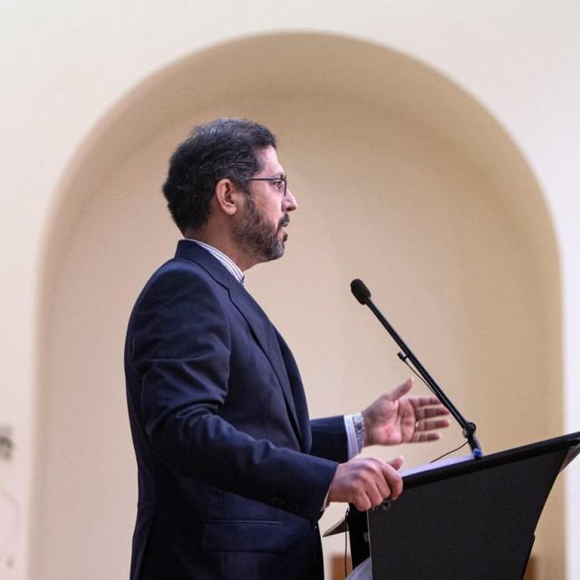 Glasnogovornik iranskog ministarstva vanjskih poslovaSaeedKhatibzadeh