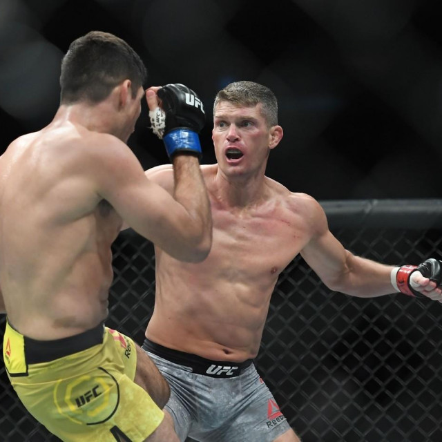 Stephen Thompson vs. Vicente Luque