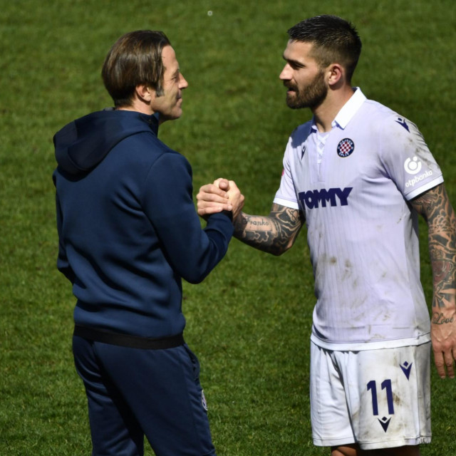 Paolo Tramezzani i Marko Livaja