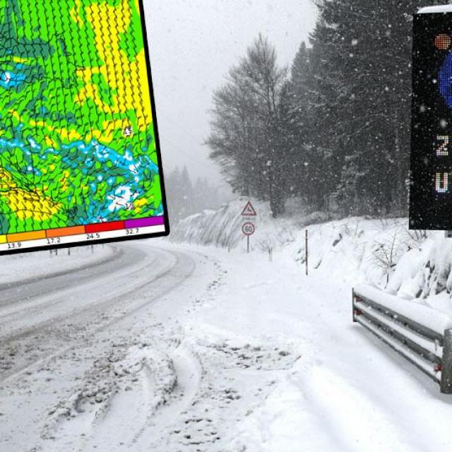 Meteorolozi najavljuju promjenu vremena