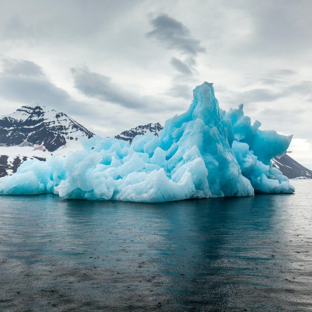 Svalbard, arhivska fotografija
