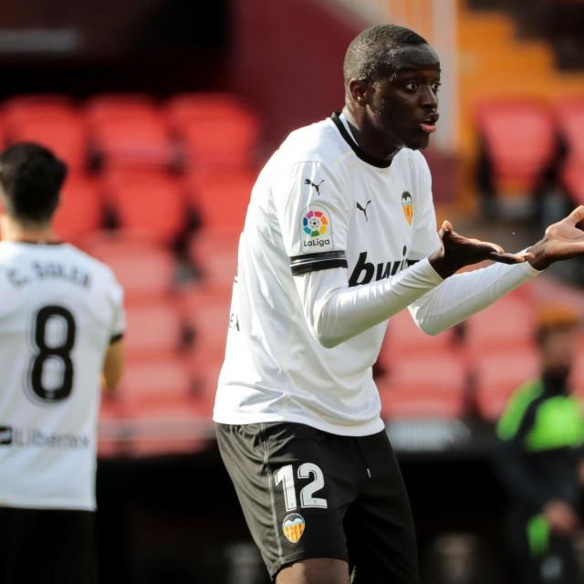 Mouctar Diakhaby iz Valencie optužio je igrača Cadiza za rasističke uvrede