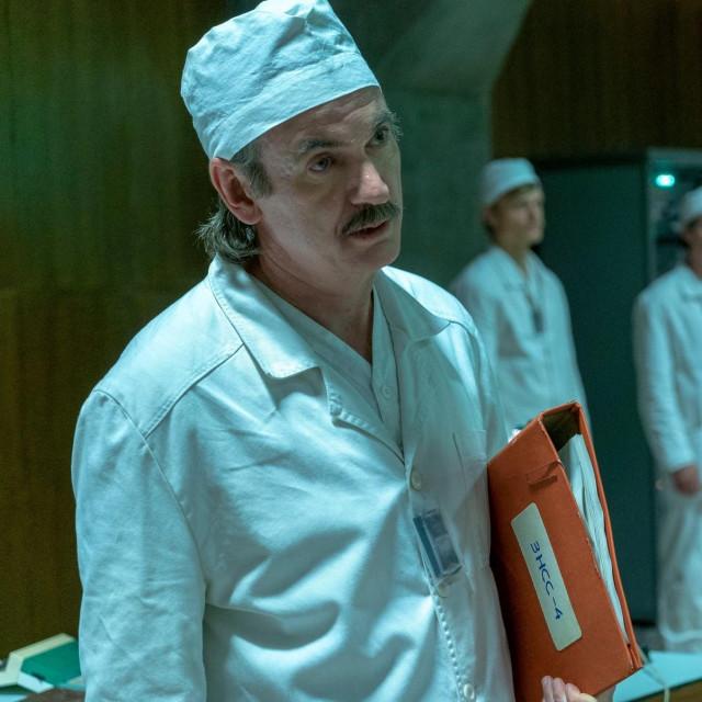 Paul Ritter u TV seriji 'Černobil'