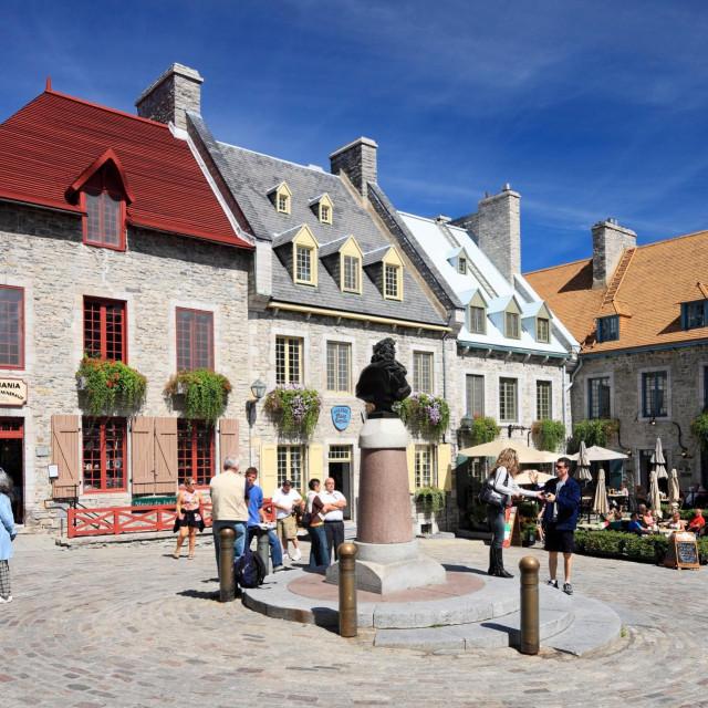 Grad Quebec u istoimenoj kanadskoj pokrajini
