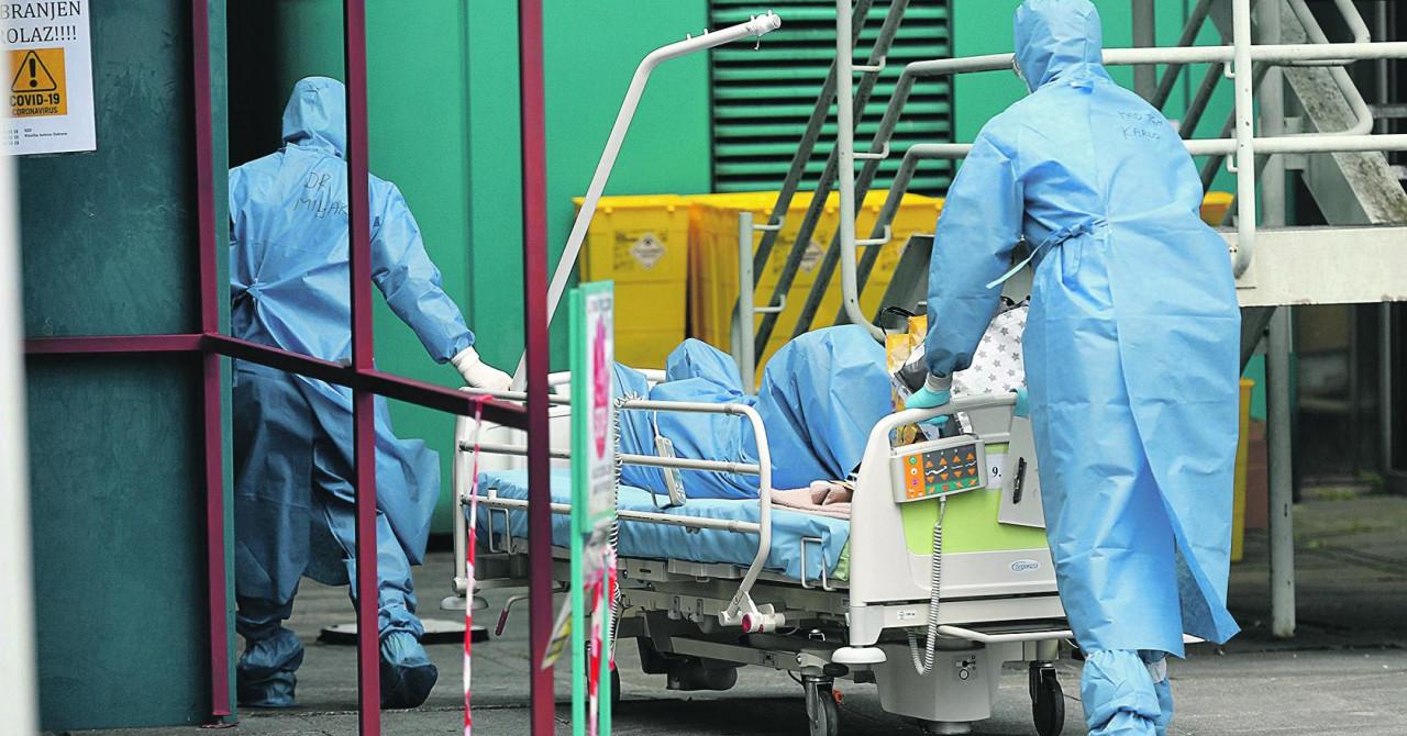 Cjepivo uspjelo zaštititi starije: Zbog cijepljenja pao prosjek godina onih koji završe u bolnici