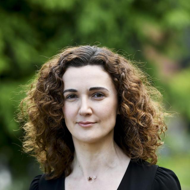 Iva Tomić, glavna ekonomistica Hrvatske udruge poslodavaca