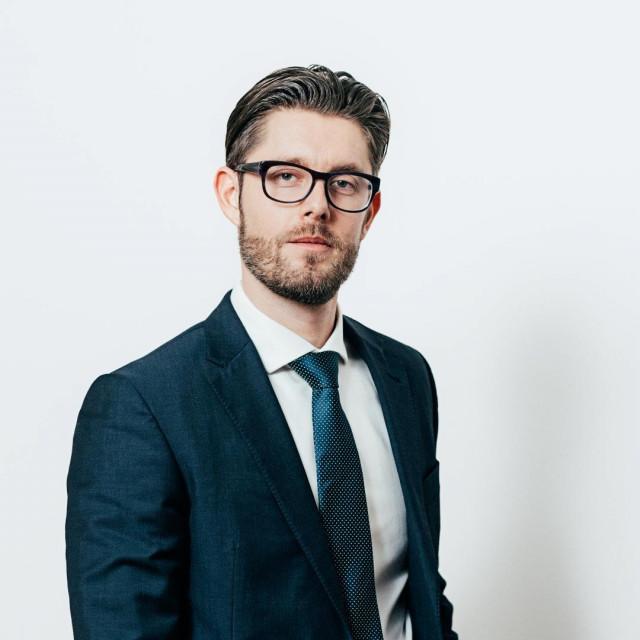 Danijel Delač, šef trgovanja u InterCapitalu