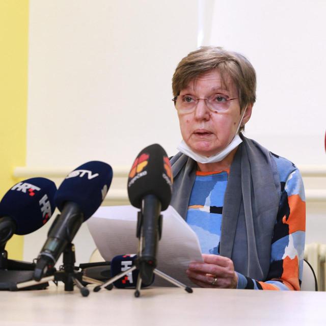 Ravnateljica Centra za socijalnu skrb u Osijeku Ivka Kaurinović