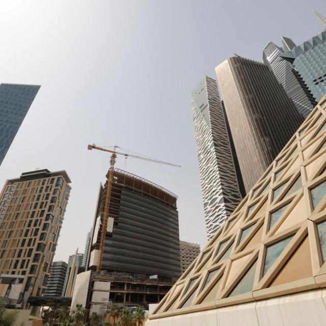 Stakleni neboderi čekaju zainteresirane tvrtke u Rijadu