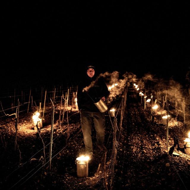 Francuski poljoprivrednici zabrinuti za svoje ljetine