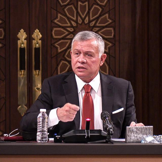 Jordanski kralj Abdullah