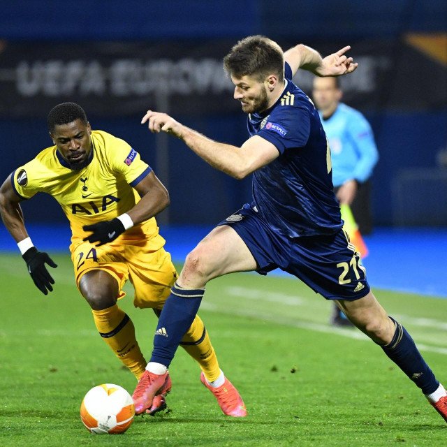 Bruno Petković protiv Tottenhama